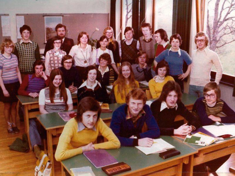 1976_77_8B in der 6Kl