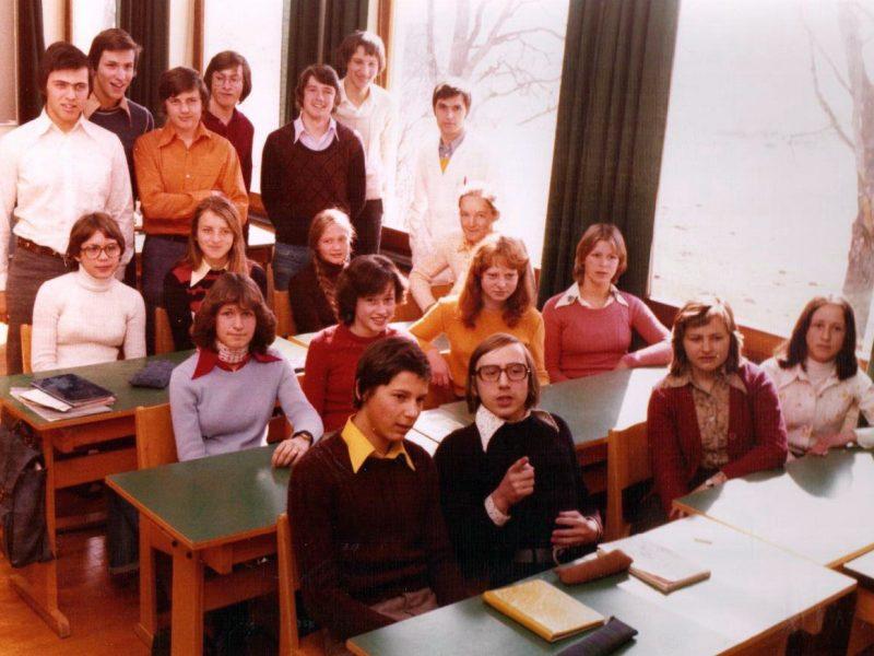 1977_78_8B in der 6Kl